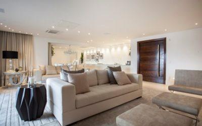 Design de Interiores para imóveis de alto padrão