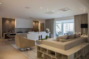 Projeto de Decoração para apartamento em São Caetano do Sul Glaucya Taraskevicius